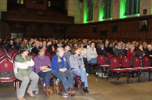2016 Annual Lecture audience (smaller)